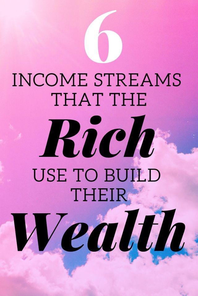 millionaire income streams