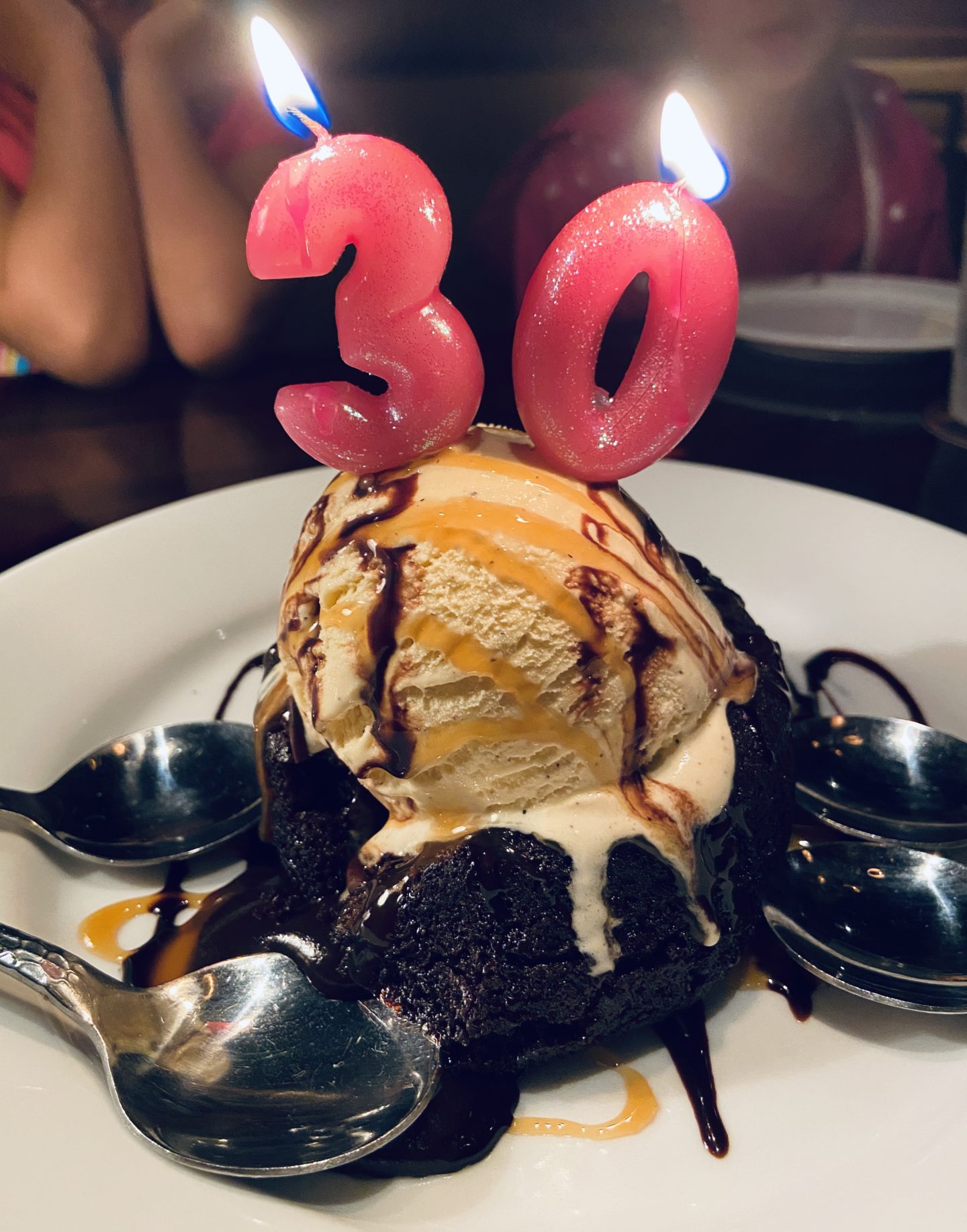 longhorn steakhouse 30th birthday