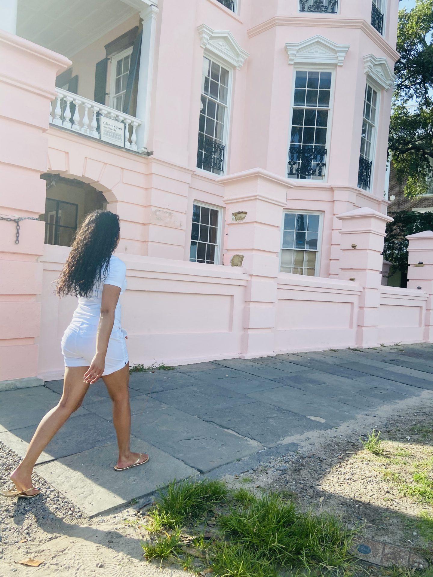 charleston pink mansion