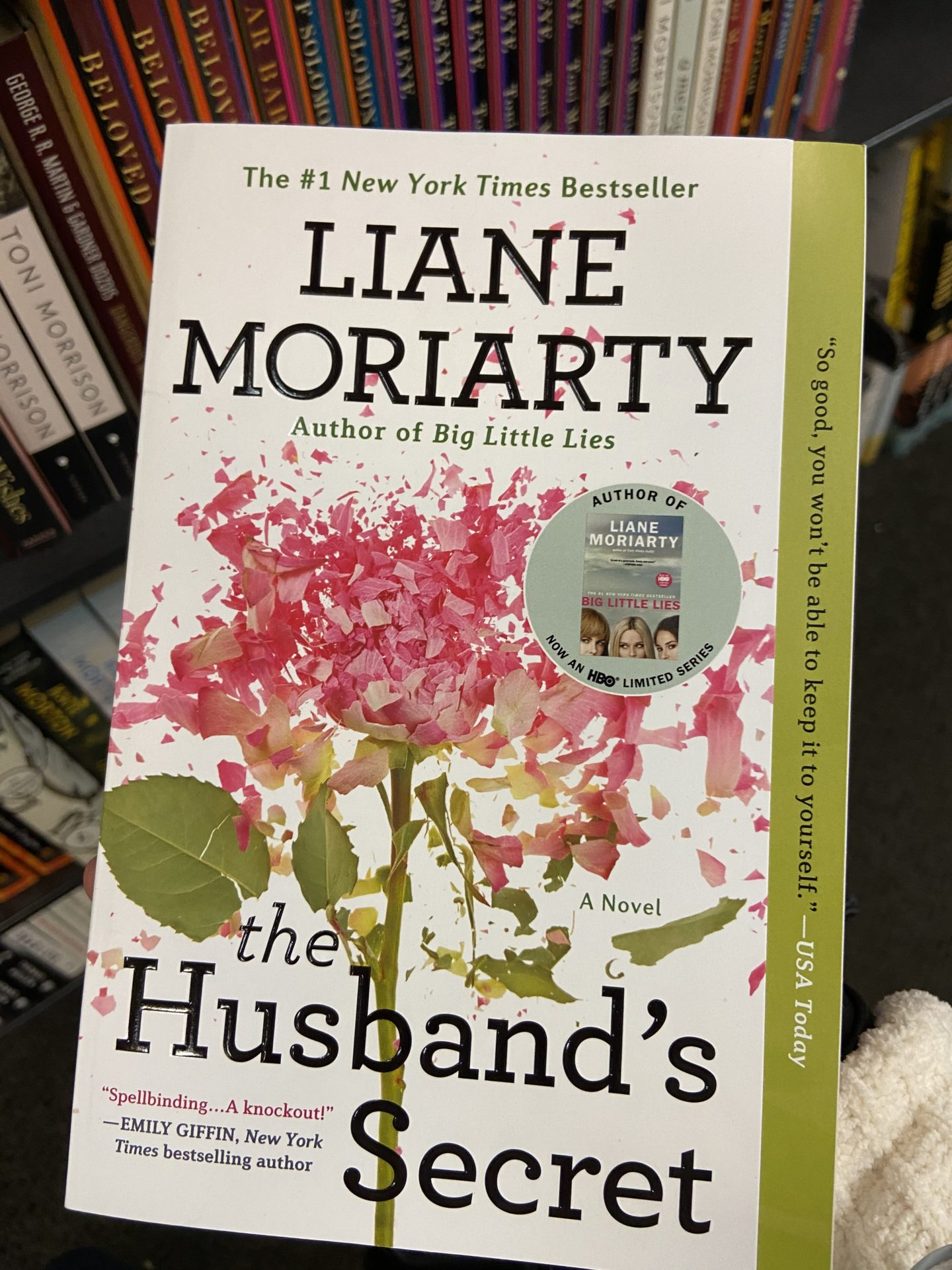 The Husband's Secret Book Review